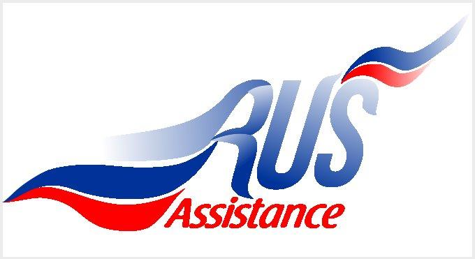 Rus-Asistance Logo T-W